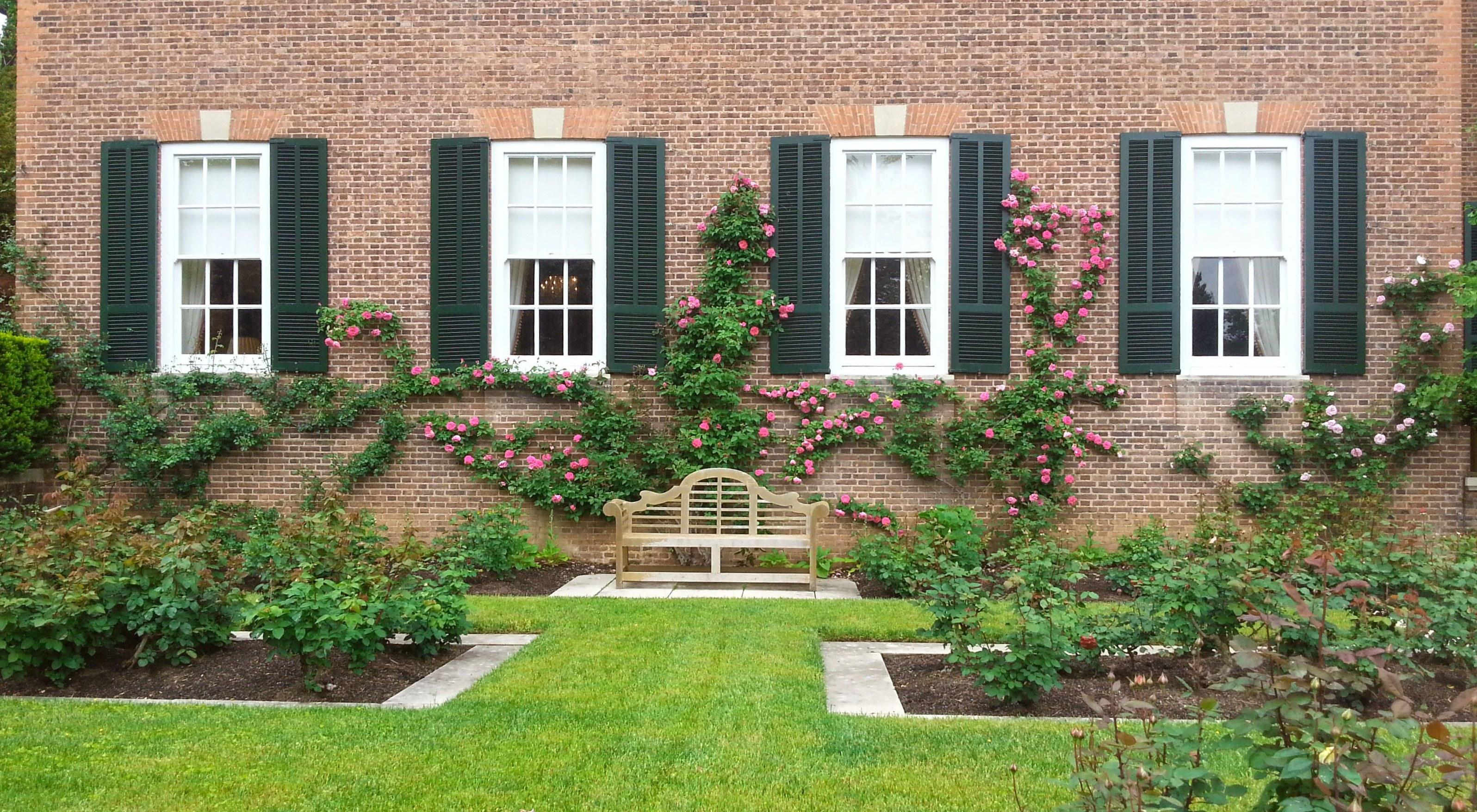 British Embassy's Garden