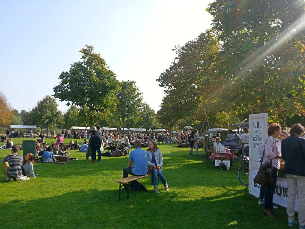 Frank Festival 2014 in Park Frankendael