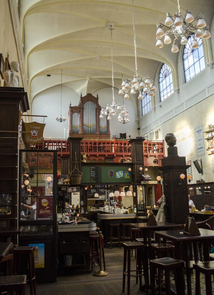 Cafe Olivier Utrecht Netherlands