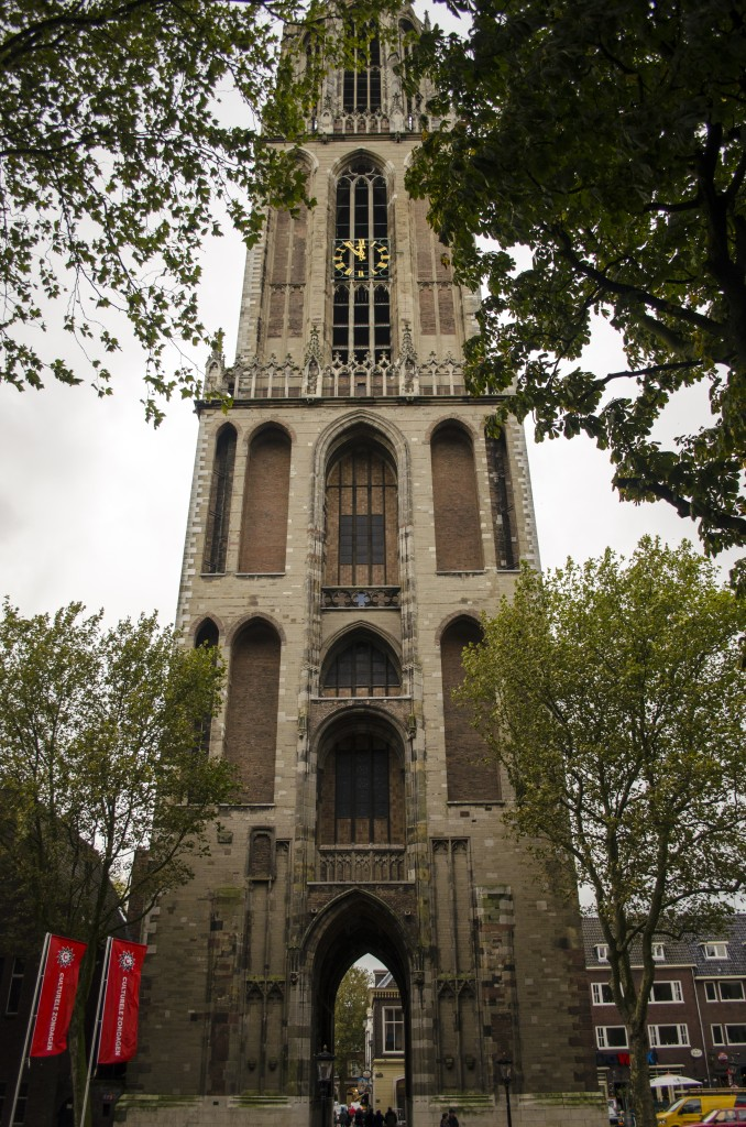 Dom Tower Utrecht Netherlands
