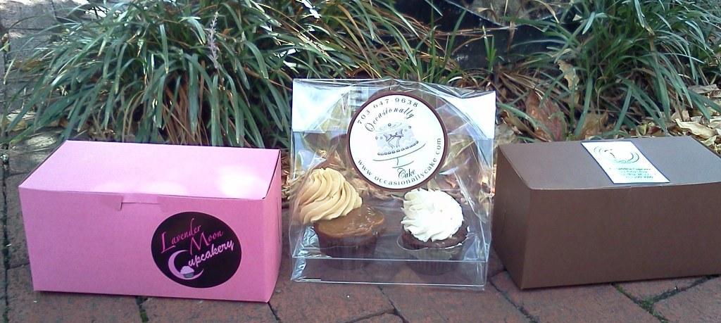 Cupcake Tour of Alexandria, Virginia