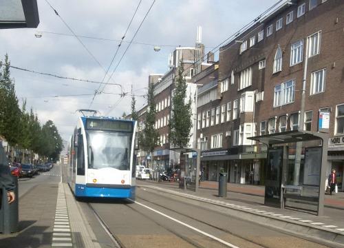 Amterdam Tram