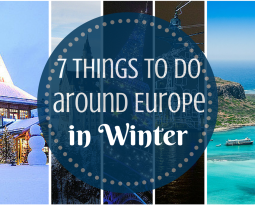 7 Things to do Around Europe in Winter