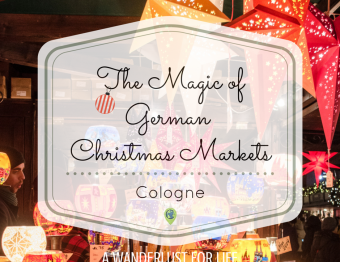 The Magic of German Christmas Markets: Cologne