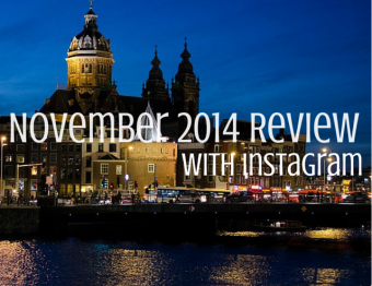November 2014 Review with Instagram