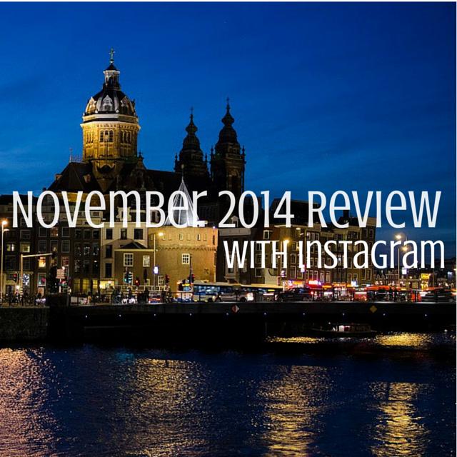 November 2014 Review