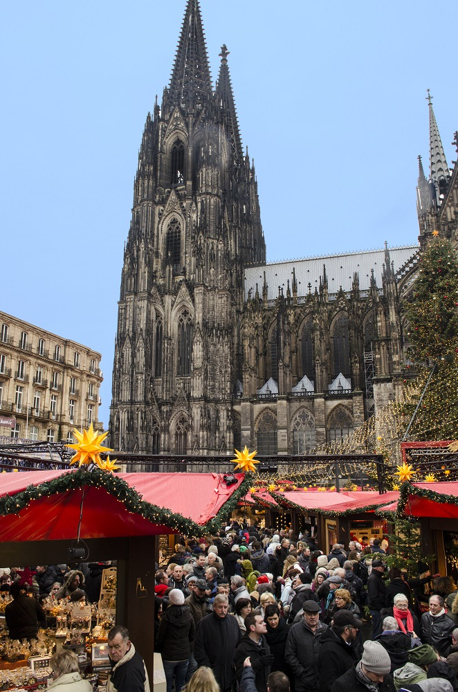 The Magic of German Christmas Markets - Cologne