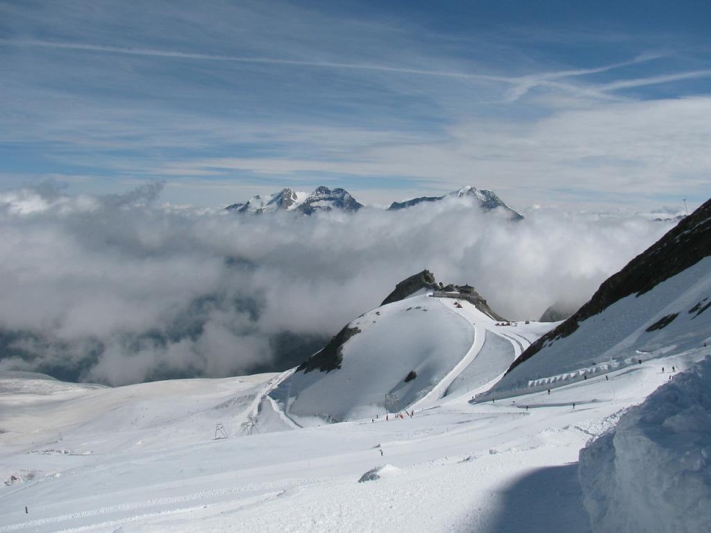 Swiss Alps- Public Domain Image from Pixabay.com