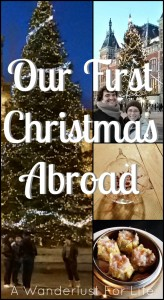 Our First Christmas Aboard