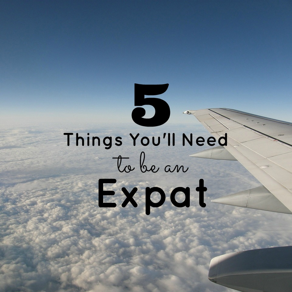 5 Things Expat