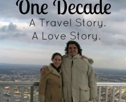 One Decade. A Travel Story. A Love Story.