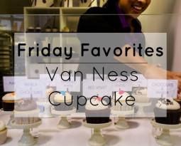 Friday Favorites: Van Ness Cupcake in Amsterdam