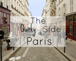 The Quirky Side of Paris