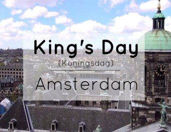 Video: King's Day in Amsterdam