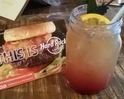 Hard Rock Cafe World Burger Tour Amsterdam