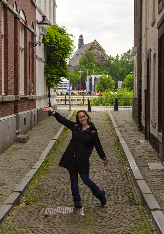 Jessica in Maastricht