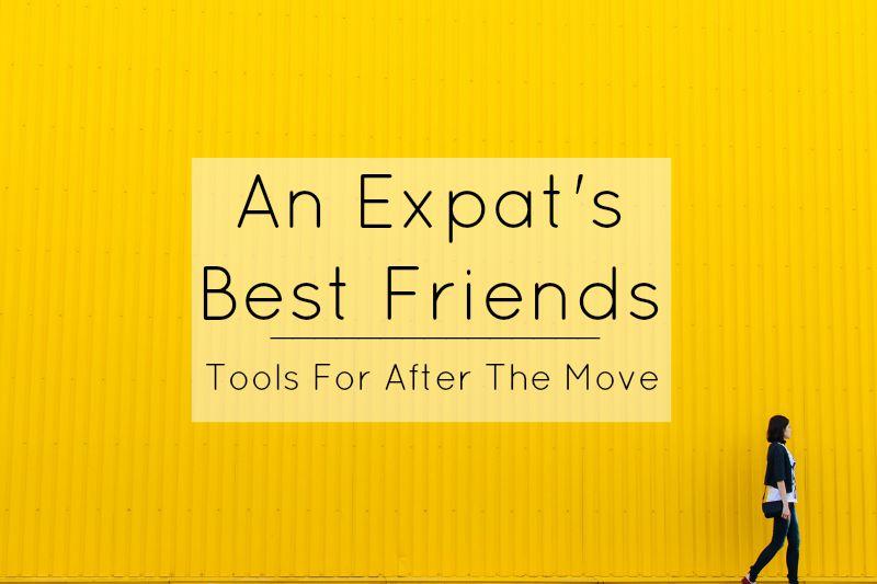 Expats Best Friends