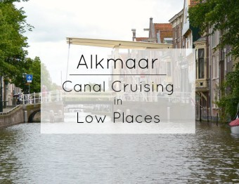 Alkmaar: Canal Cruising in Low Places
