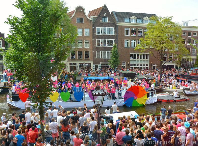 GVB - The transportation company of Amsterdam