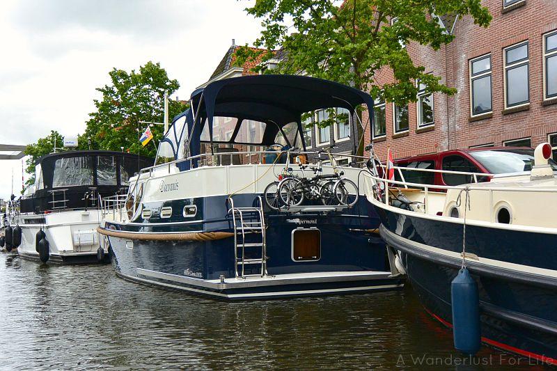 Butch boat