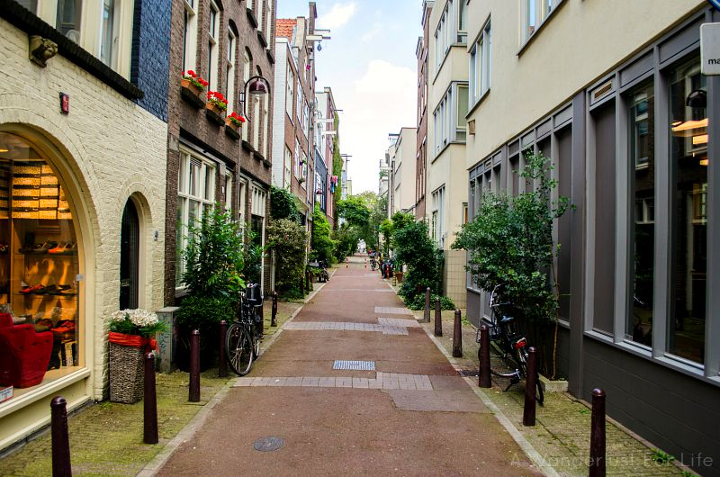 Amsterdam Beautiful Street
