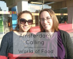 Amsterdam Calling – World of Food