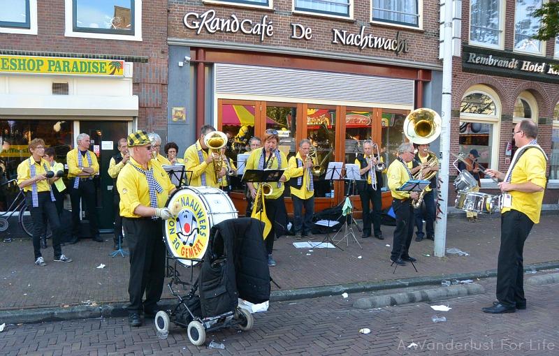 Leiden Band