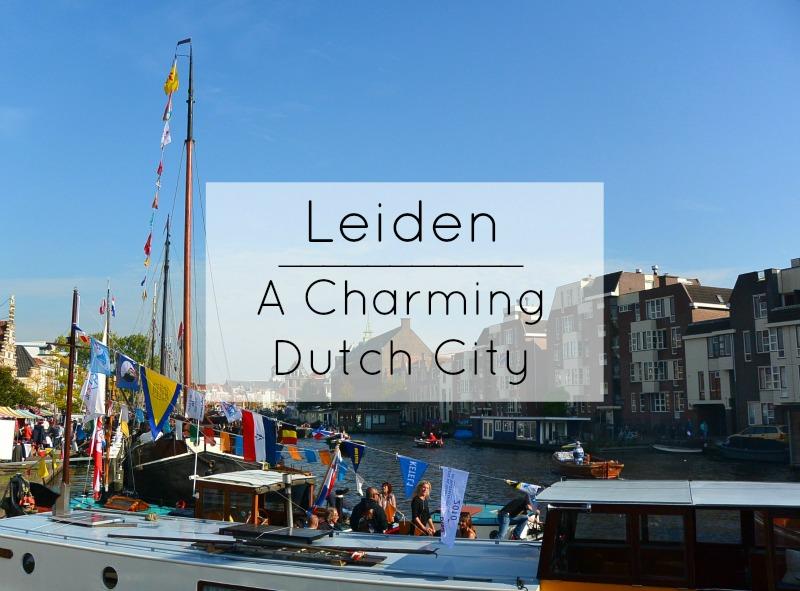 Leiden blog title