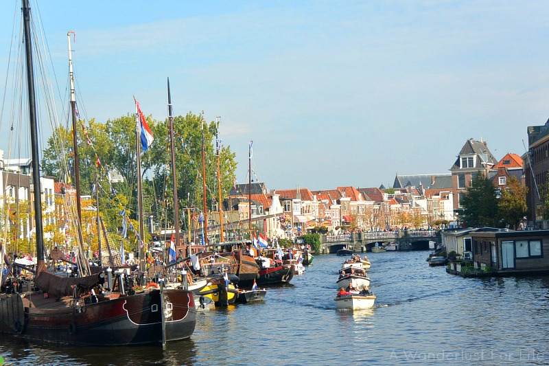 Leiden Boats
