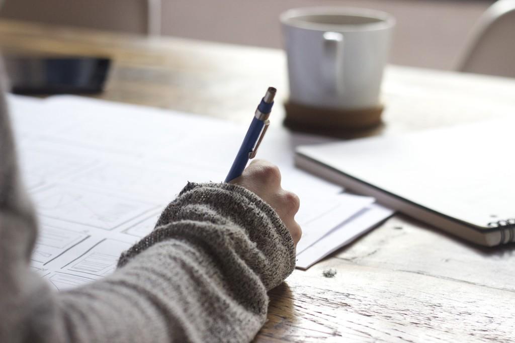 writing and preparing