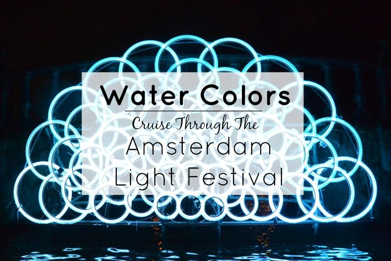Amsterdam Light Festival Title