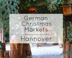 German Christmas Markets: Hannover