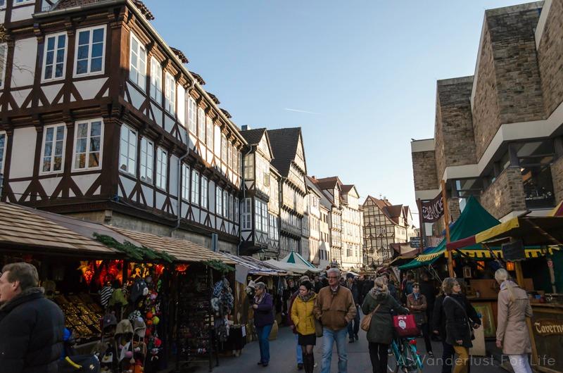 Hannover German Christmas Market