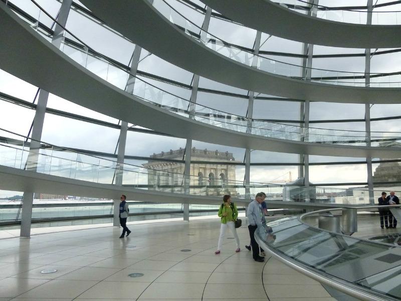 Reichstag Dom in Berlin