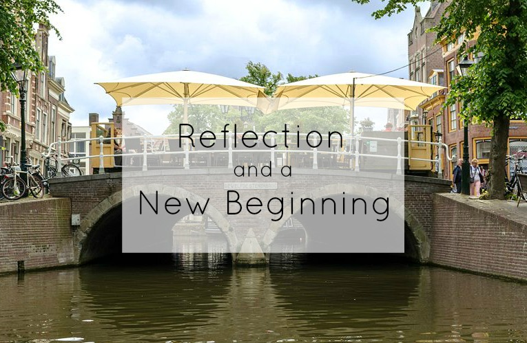 Alkmaar Reflection Title