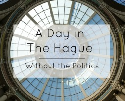 A day trip to The Hague