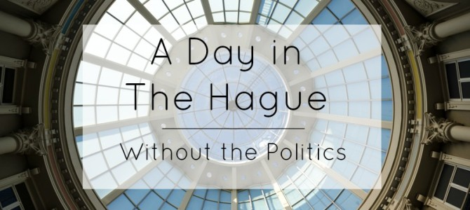 A Day in The Hague: Without The Politics