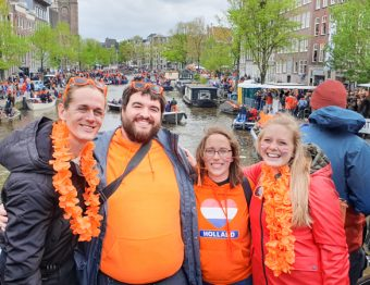 How to spend King's Day in Amsterdam