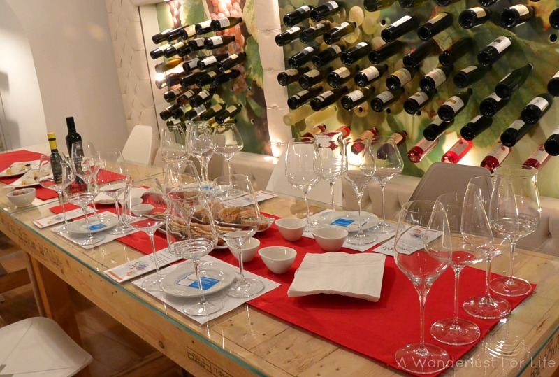 Wine Tasting in Sorrento