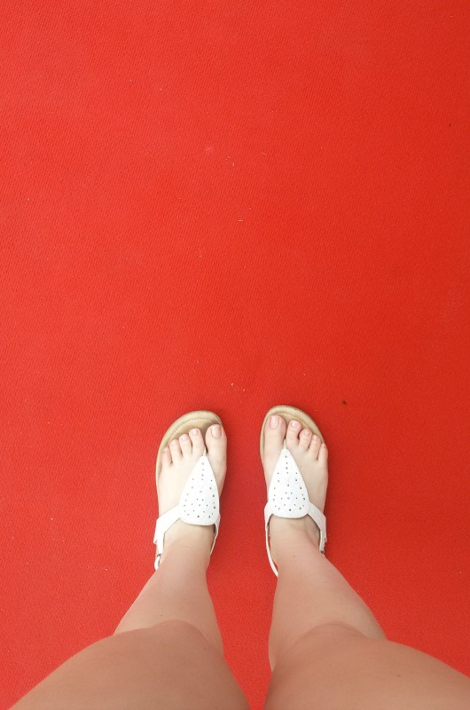 My red carpet