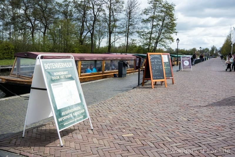 Boat Rental in Geithoorn