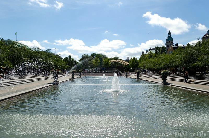 Love Stockholm's Clean Parks