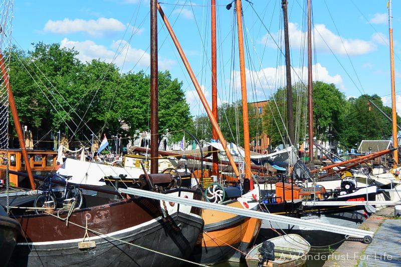 Rotterdam Day Trip