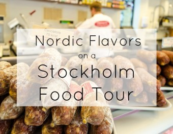 Nordic Flavors on a Food Tour in Stockholm