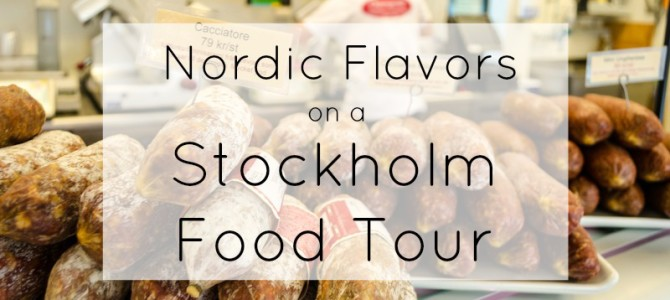 Nordic Flavors on a Stockholm Food Tour