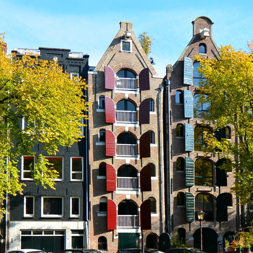 Amsterdam in Autumn