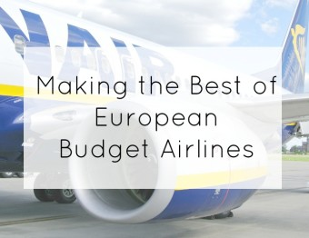 Top tips for budget airlines