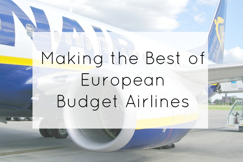 The best of European budget airlines
