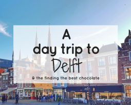 A day trip to Delft