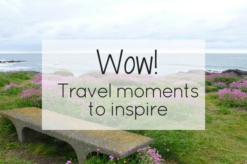 Travel moments to inspire